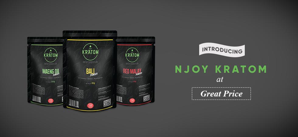 Welcome to Njoy Kratom - Buy Kratom Online
